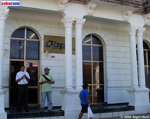 BPA Bank in Baracoa City