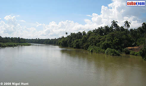 Toa River in Baracoa