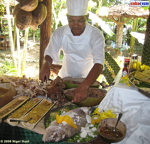 Typical Dishes of Baracoa
