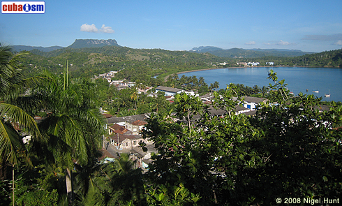 Baracoa Bay and El Yunque